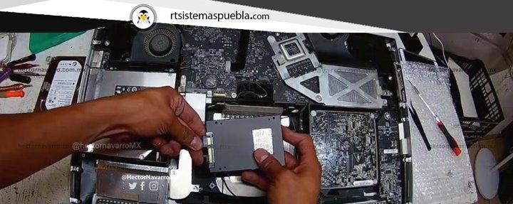 Instalar el nuevo SSD