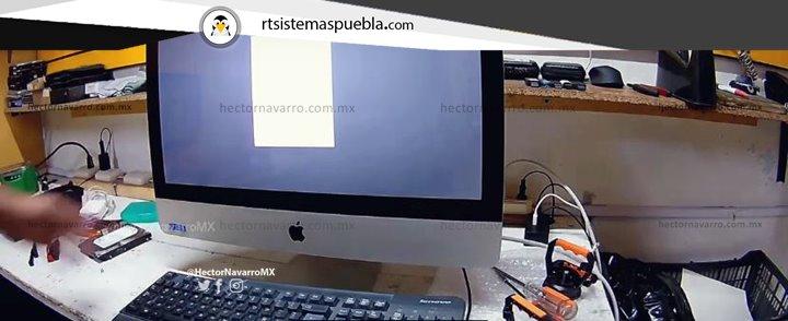 Prender la iMac