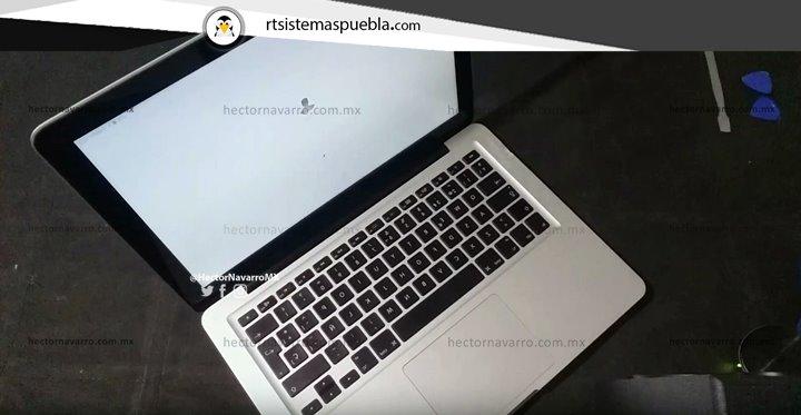 Probar la MacBook