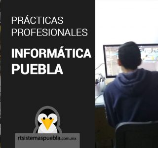 practicas profesionales informatica puebla 2019