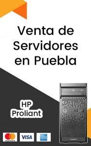 distribuidor de servidores hp proliant en puebla