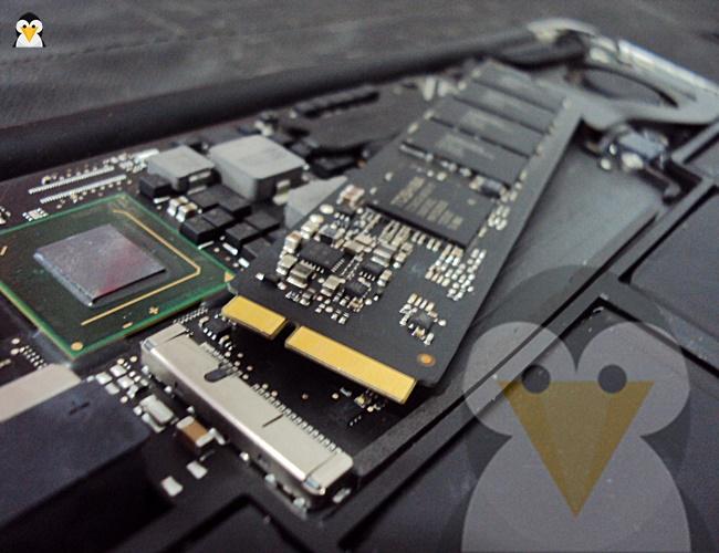 retirar la SSD